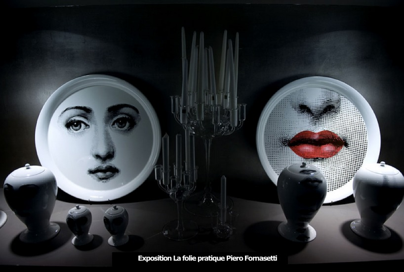 Piero Fornasetti – La Folie pratique
