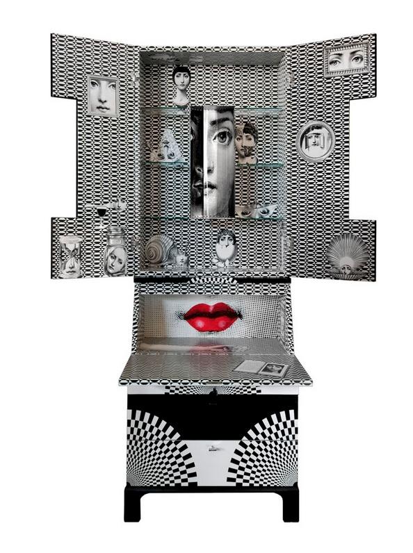 Piero Fornasetti – Les Arts décoratifs