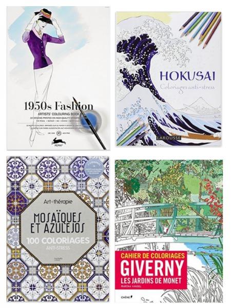 Coloriage: notre sélection d'ouvrages