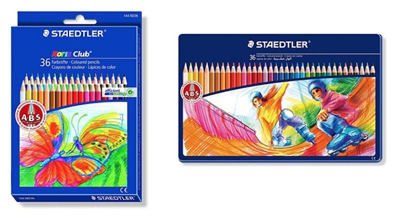 Crayons de couleur - Staedtler