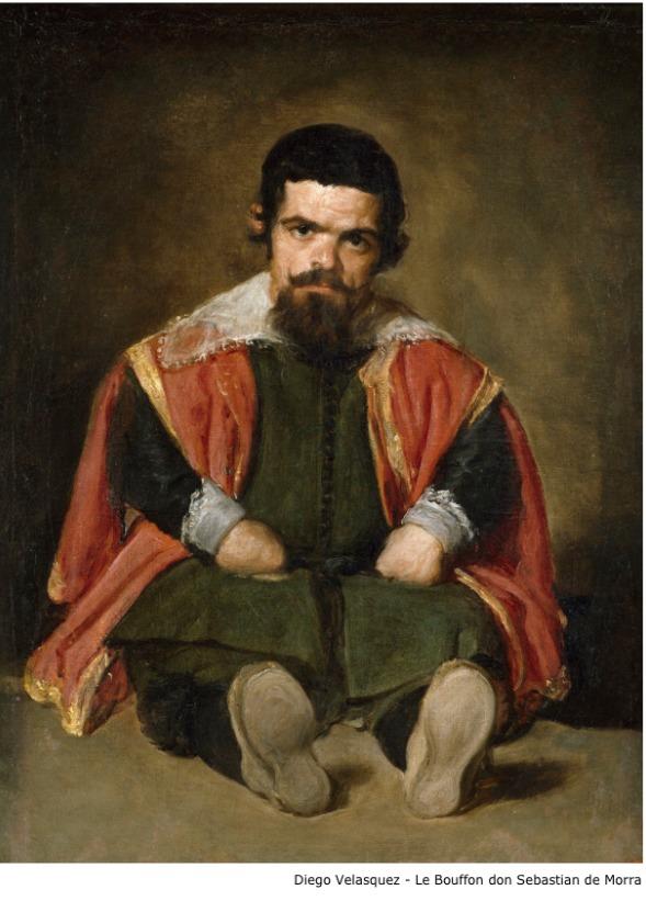 Diego Velasquez – Le bouffon don Sebastian de Morra