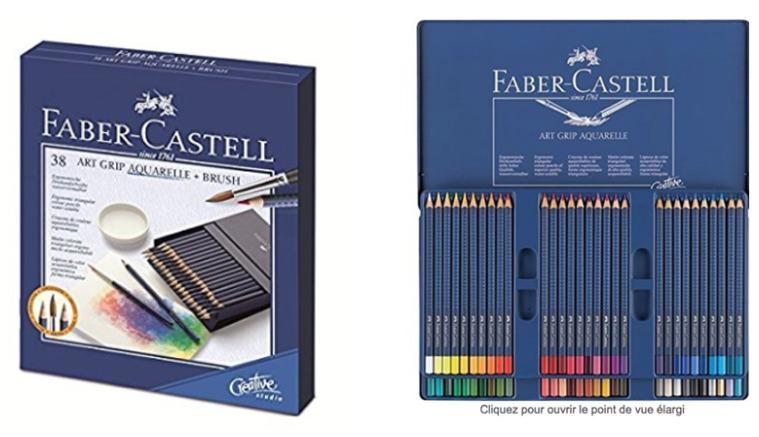 Faber Castell - Art Grip - Aquarelle