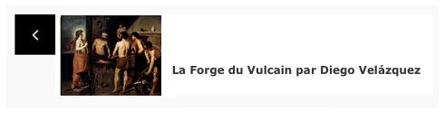 Forge du Vulcain par Velasquez
