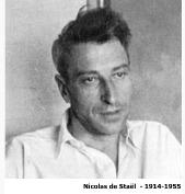 Nicolas de Staël - 1914-1955