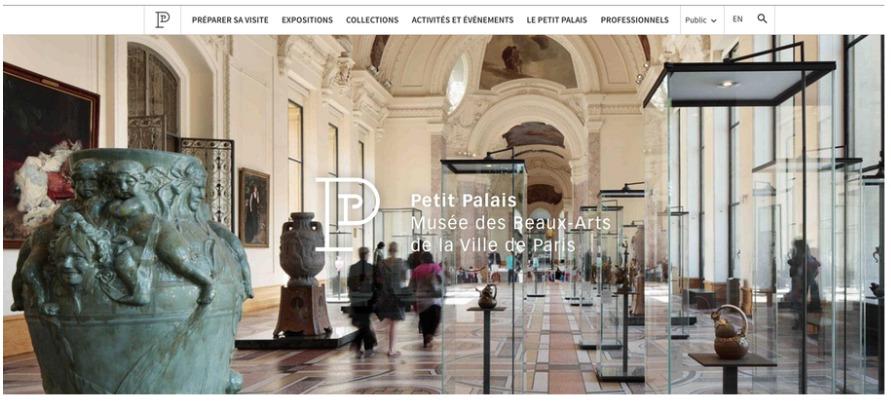 Le Petit Palais - Paris - Musée