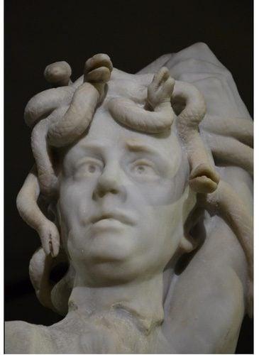 Camille Claudel - Sculpture Persée et Gorgone