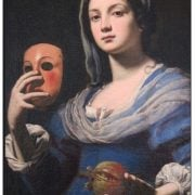 Lorenzo Lippi - Allégorie de la simulation - Vers 1640 - Peinture-Art-Baroque