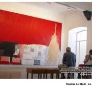 Nicolas de Staël - Le concert - Expo - Art abstrait - Peinture