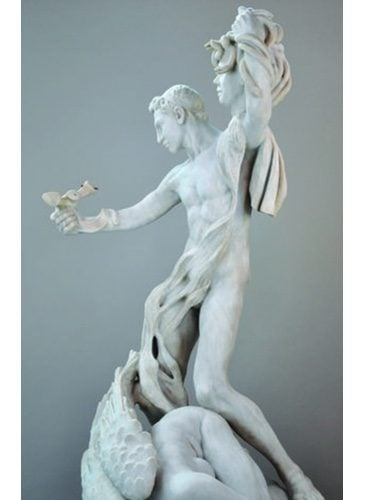 Percée et Gorgone par Camille Claudel - Sculpture