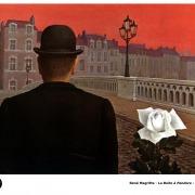 René Magritte - La boite à Pandore - Peinture Surréalisme
