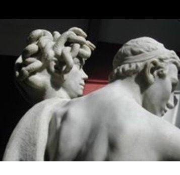 Sculpture Camille Claudel - Détail de Persée et Gorgone
