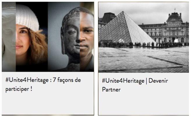 Je suis, Nous sommes Unite4Heritage
