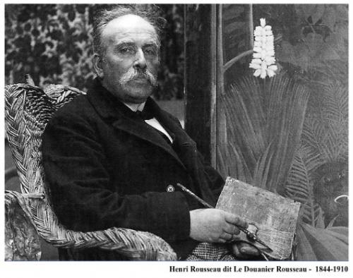 Henri Rousseau dit Le Douanier Rousseau - 1844-1910